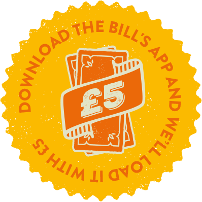 Download the Bill's App
