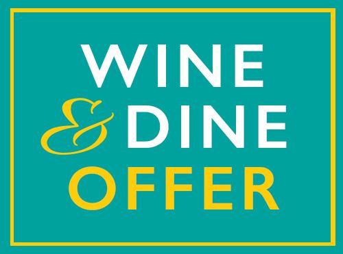 Bill's Wine & Dine Offer