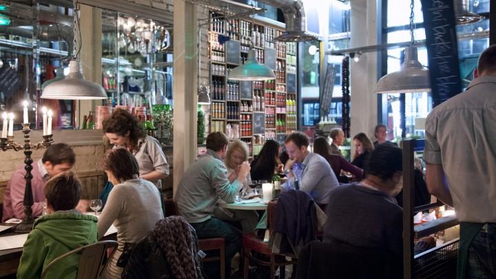Bill S Restaurant Hammersmith Menu
